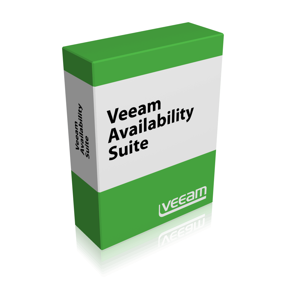 Veeam Availability Suite Box Image